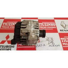 Alternador New Fiesta 2014