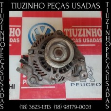 Alternador New Civic 2007 Á 2011