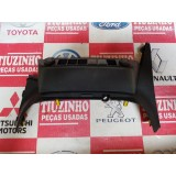 Capa Inferior Painel Central Hilux 2015 16 17 18 19